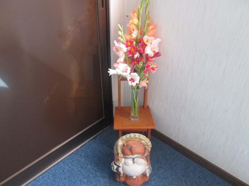 生け花クラブ写真 (9